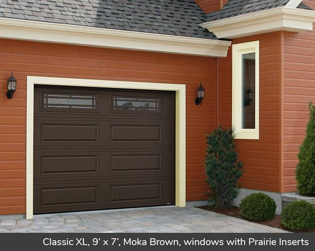 Products Residential Clic Xl Vinton S Garage Doors